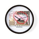 RePIGlican4 Wall Clock