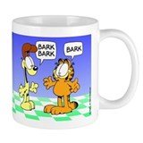 Foreign Language Garfield Small Mug