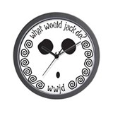 Unique Sally Wall Clock