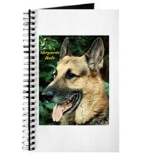 German Shepard Journal
