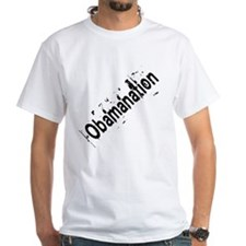 OBAMANATION Clothing Face Shirt