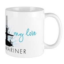 My Submariner My Love Mug