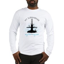 My Submariner My Love Long Sleeve T-Shirt