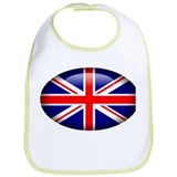 Gel Look UK Flag Bib