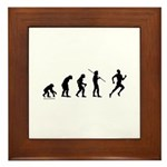Runner Evolution Framed Tile