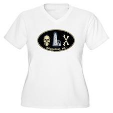 OBX-Ocracoke Skull-n-Bones T-Shirt