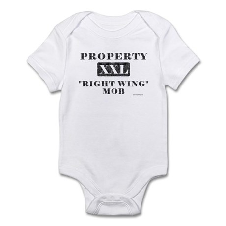 Right Wing Mob Infant Bodysuit