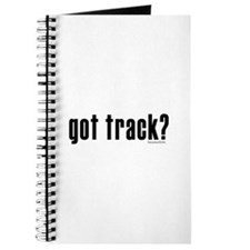 got track? Journal