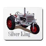 Tractor pulling Mousepad