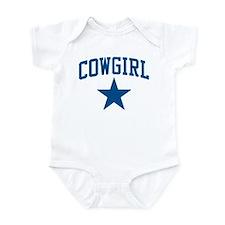 Cowgirl Onesie