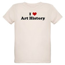 I Love Art History T-Shirt