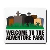 Adventure Park Mousepad