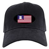 The WTC Memorial flag Baseball Hat