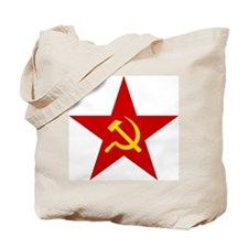 Communist Star Tote Bag