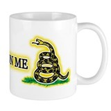 New Take on Classic Gadsden Small Mug