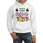 Dick's Armey Hooded Sweatshirt