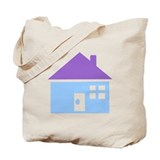 House Tote Bag