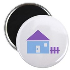 "House - Real Estate 2.25"" Magnet (100 pack)"