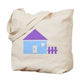 House - Real Estate Tote Bag