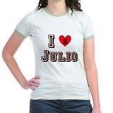 Cute I heart julio T