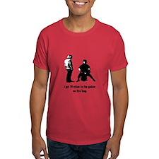 70 Miles Hog Funny T-Shirt