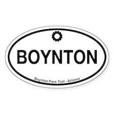 Boynton Pass Trail