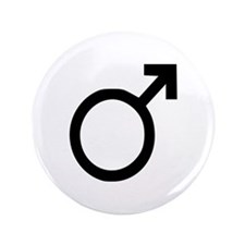 "Male 3.5"" Button (100 pack)"