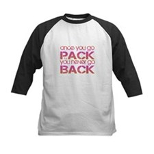 Once you go Pack ... pink/ora Tee