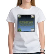 Funny Sport psychology Tee