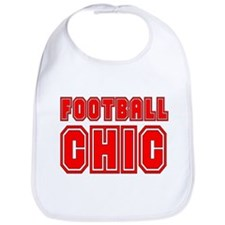 FOOTBALL CHIC CHICK DANI SURV Bib