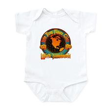 World Domination Infant Bodysuit