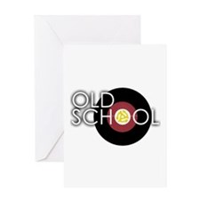 Retro 45 Greeting Card