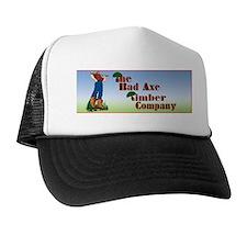Cute Woodworker Trucker Hat