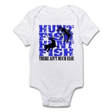 Hunt Fish Infant Bodysuit