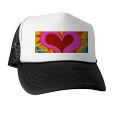 Love Power Trucker Hat