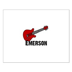Guitar - Emerson Posters
