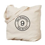 Circles 9 San Bruno Tote Bag