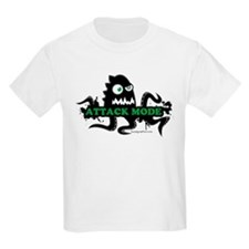 Kids Attack Mode T-Shirt