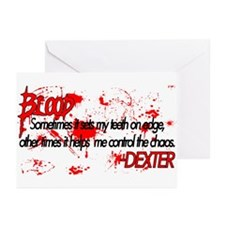Dexter Blood Greeting Cards (Pk of 20)