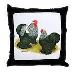 Birchen Cochins Throw Pillow