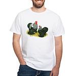 Birchen Cochins White T-Shirt