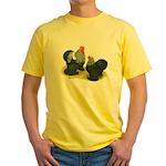 Birchen Cochins Yellow T-Shirt