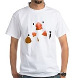 White Zebra Finch T-shirt