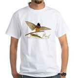 Gouldian Finch T-Shirt - design front