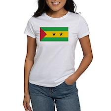 Sao Tomé and Príncipe Flag Tee