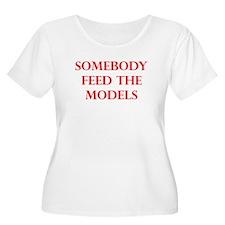 Go Eat a Burger! T-Shirt