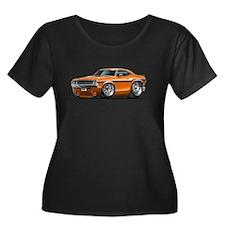 Challenger Orange Car T