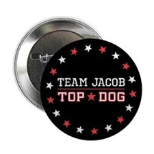 "Team Jacob Top Dog 2.25"" Button (10 pack)"