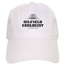 Oil Field Geologist Baseball Cap