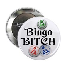 "Bingo Stuff - 2.25"" Button"